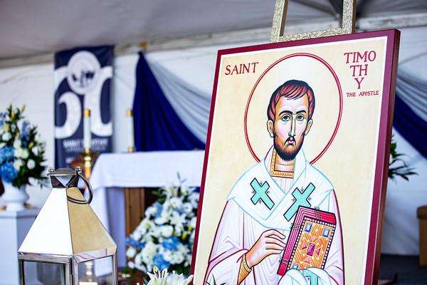 60th Anniversary Mass