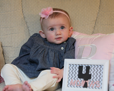 2014-05-18 Brielle 4 Month