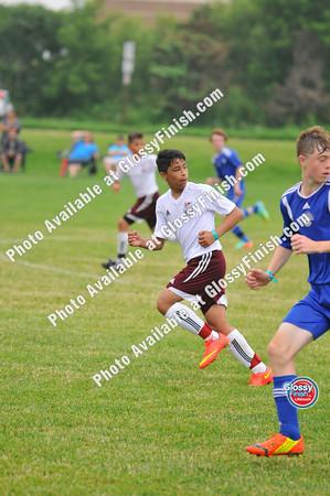 U13 Boys - Appleton SC Blue vs Elite FC 13U