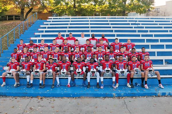 Fall Athletic Team Photos