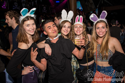 Bootie: 15 April 2017: Easter Party!