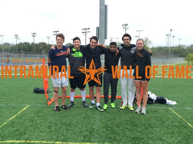 3v3 Spring 2018 Soccer Champion Soccer Kids