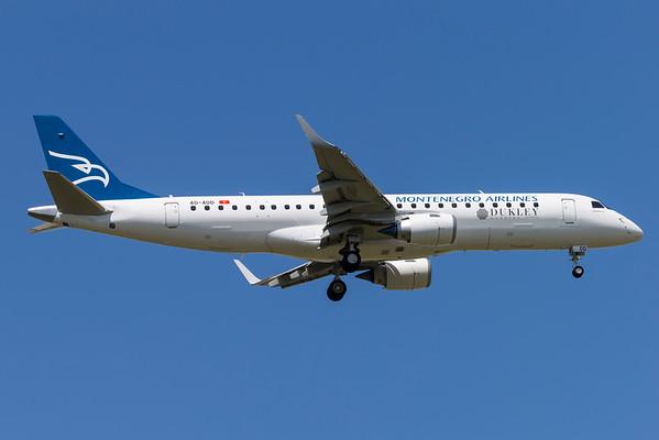 4O-AOD - Embraer 190LR