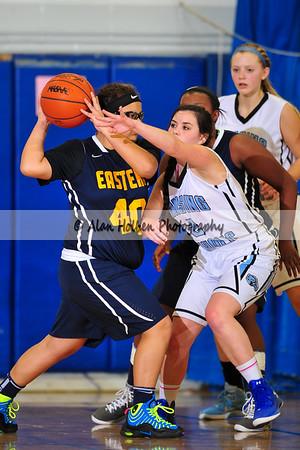 Ladies Varsity Basketball - Eastern at Lansing Catholic