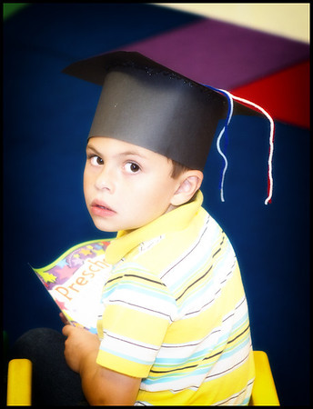 Graduation from Pre K