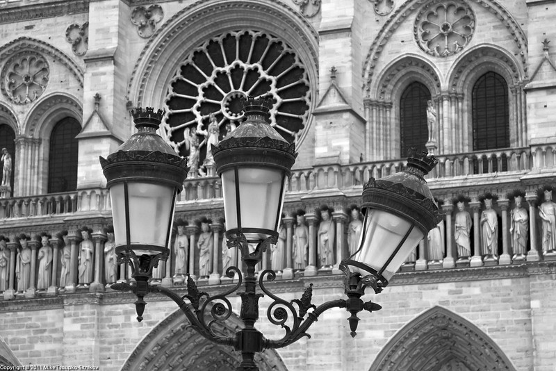 Notre-Dame cathedral, Paris