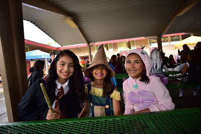 SFR Halloween Day 2017