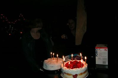 Claire Birthday 2003