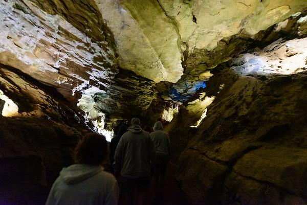 Howe Caverns, New York