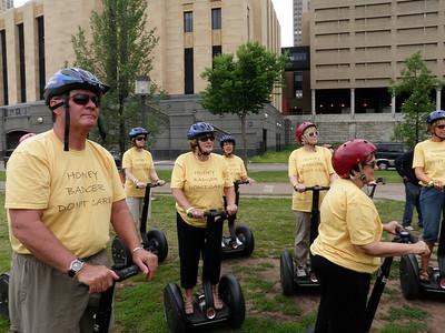 Minneapolis: June 15, 2012 (Honey Badger)