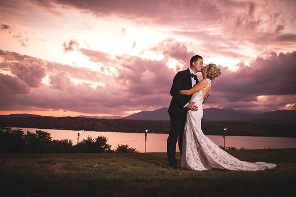 Kelly + Brian Wedding Day