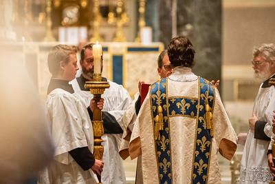 John Henry Newman  Solemn Mass