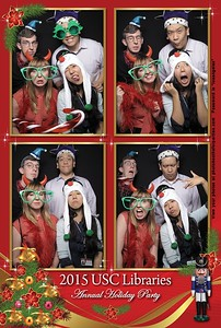 USC Libraries Annual Holiday Party