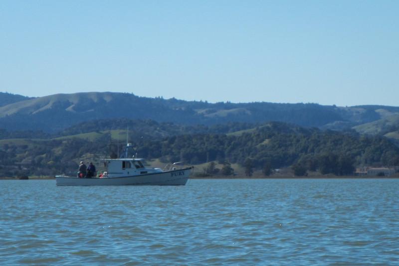 I wonder if Jennifer spotted her namesake as she passed this fishing boat.