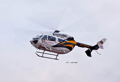 Medical Transport Helicopters