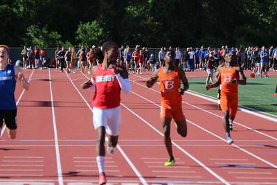 Boys 400m Dash
