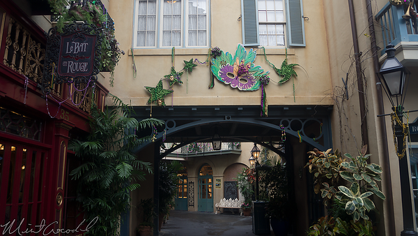 Disneyland Resort, Disneyland, New Orleans Square, New, Orleans, Square