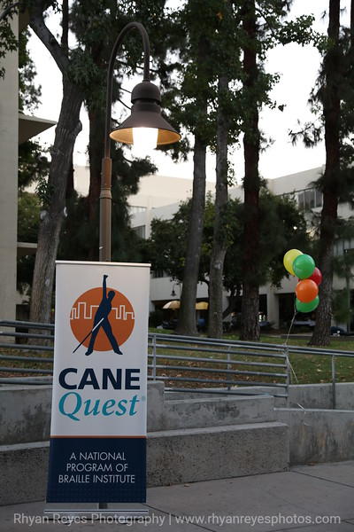 2018 Southern California Cane Quest by Braille Institute