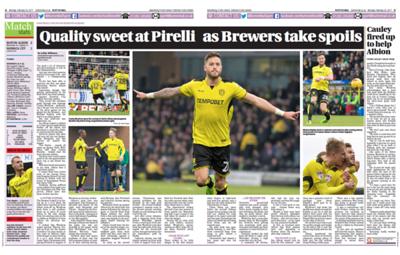 Press Coverage (Burton Albion)