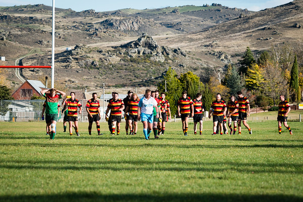 Matakanui Vs Clyde-Earnscleugh 27 April 2017