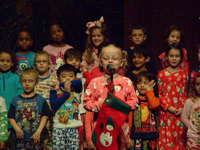 2013-14 K-2nd Grade Christmas Program