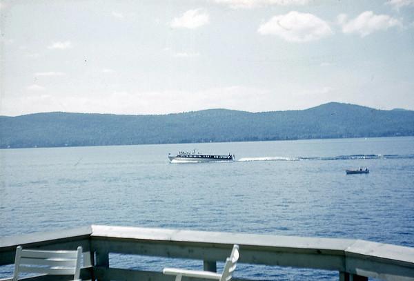 Lake George Slides
