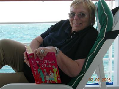 At Sea (3/2/2006)