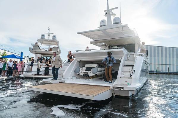 Fort Myers Luxury Azimut Event