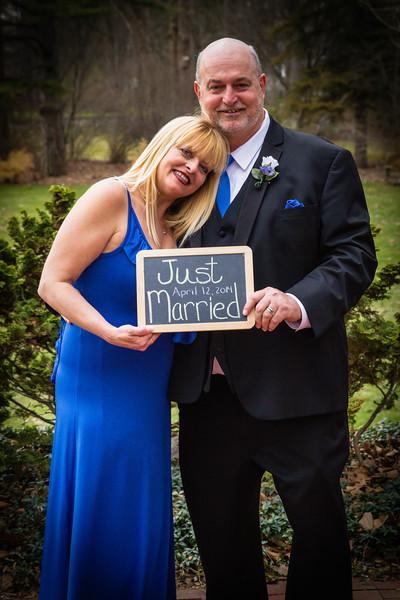 Debbie and Matt's Wedding