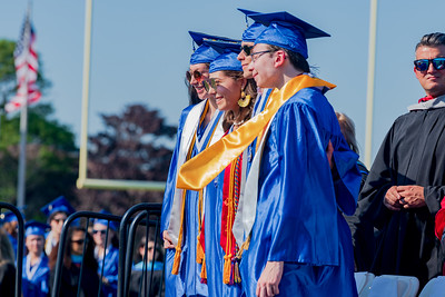 Fiona Eramo Long Beach High School Graduation 2019