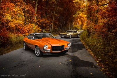 '73 and '68 Camaro - HRS