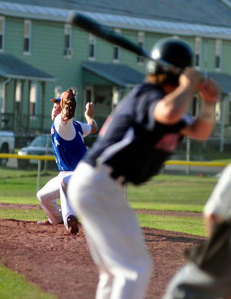 Babe Ruth baseball-071713