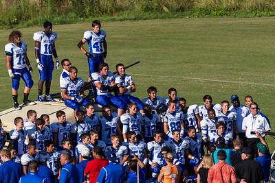 2011 Game 1 - Sophomore vs Del Oro