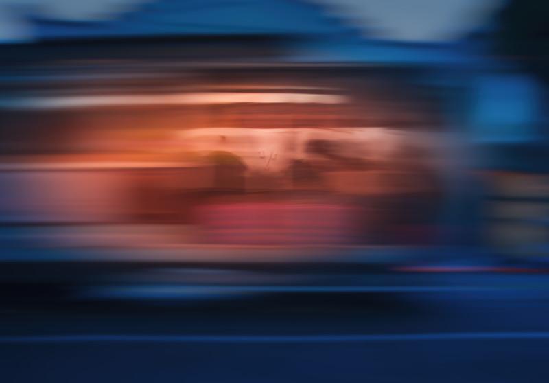 Speed of Blur