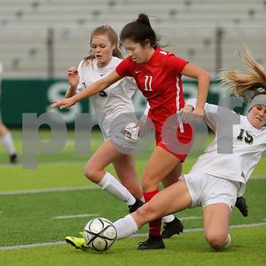 2018-19 Soccer Women's NCS Championship Carondelet vs San Ramon Valley