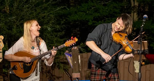 Swift Run Celtic House Concerts