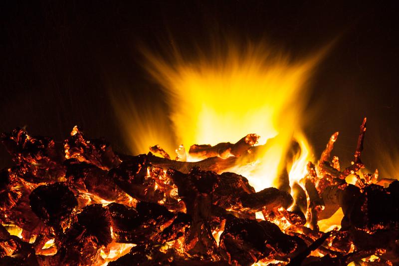 Bonfire Burnoff - Slow
