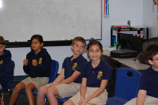 Elementary School Spelling Bee