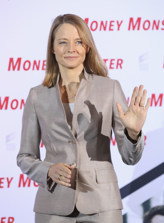 . Director Jodie Foster attends the photocall for the film \'Money Monster\' at Hotel Adlon on May 17, 2016 in Berlin, Germany.  (Photo by Sean Gallup/Getty Images for Sony Pictures)