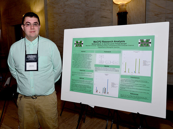Undergraduate Research Day at the Capitol 2014-Rick Haye