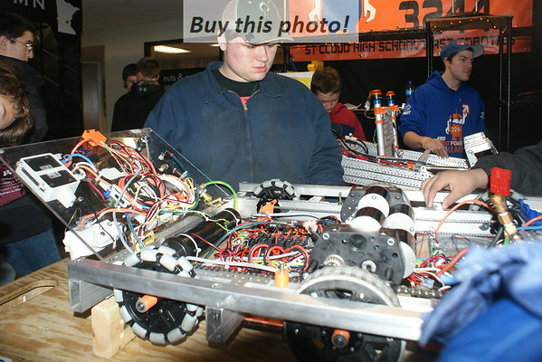 BBE Robotics at SCSU 12-01