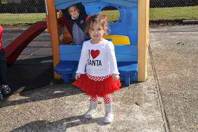 2011-12-19 PreK2 Christmas Party