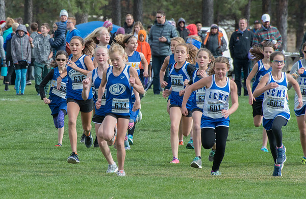 Sky View at the Central Oregon District XC Meet (10-19-2016)