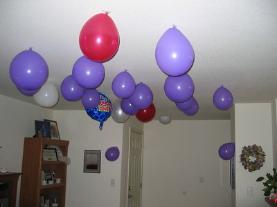 Kalimae's Birthday Party 9-11-2004