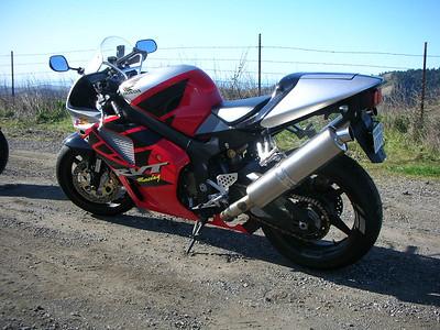 2006 Honda RC51