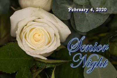2020 Senior Night (02-04-20)