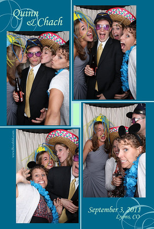 Josh & Quinn's Wedding Reception