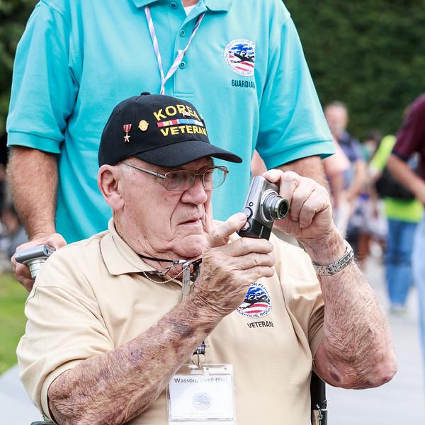 Veteran = Wasson, Virgil (Ike)