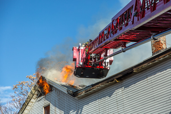 Paterson NJ 2nd alarm, 13 Pearl St. 11-25-19
