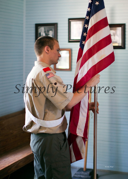 Eagle Scout Ceremony for Weston023